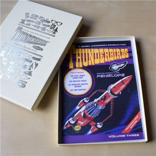 Thunderbirds Personalised Comic Volume 3